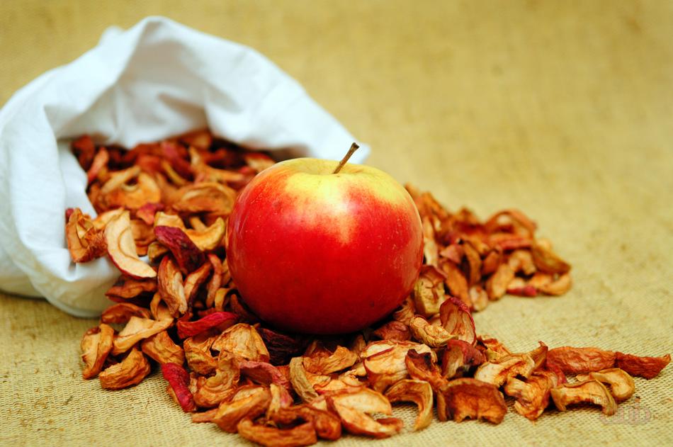 Как сушить яблоки в домашних условиях – обзор традиционных и креативных способов