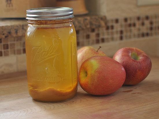 Домашний яблочный сок на зиму рецепт