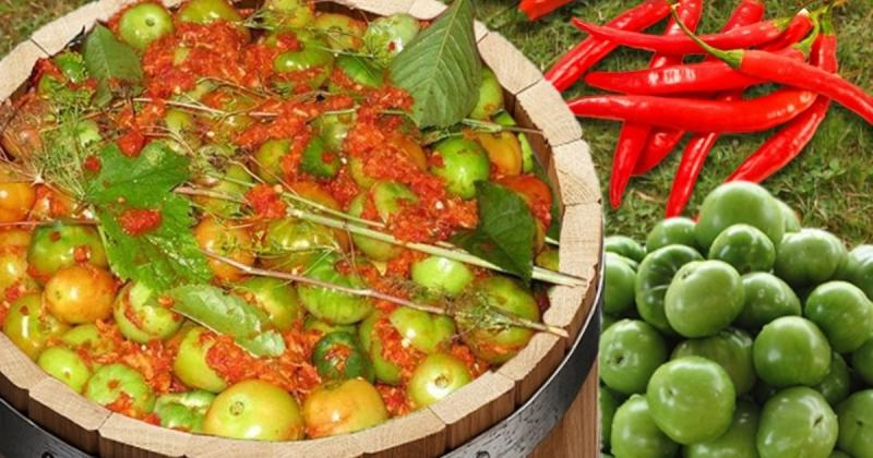 Засолка помидор в бочке — бабушкины секреты